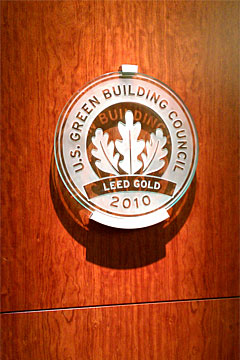 LEED Certification in the Spotlight